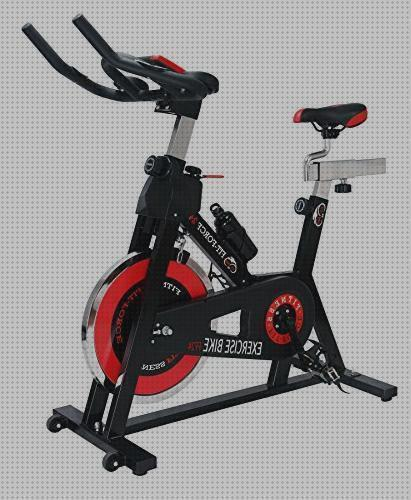 Review de bici spinning fitforce