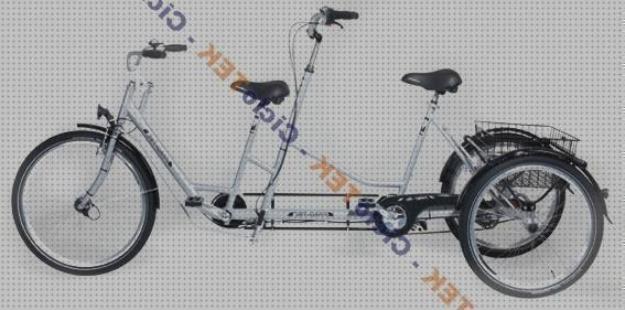 Review de bicicleta triciclo adulto electrico