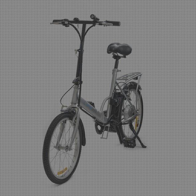 Review de elcorteingles bici triciclos electrica plegables